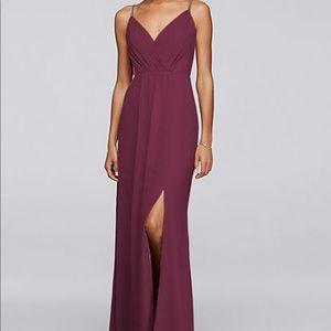 David's Bridal hoco dress